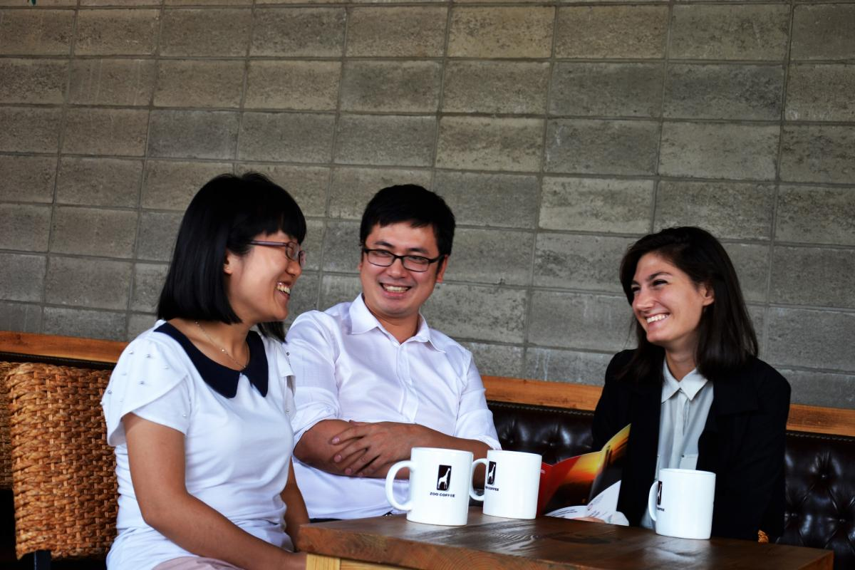 buitenlanders dating in China Dating Indonesisch