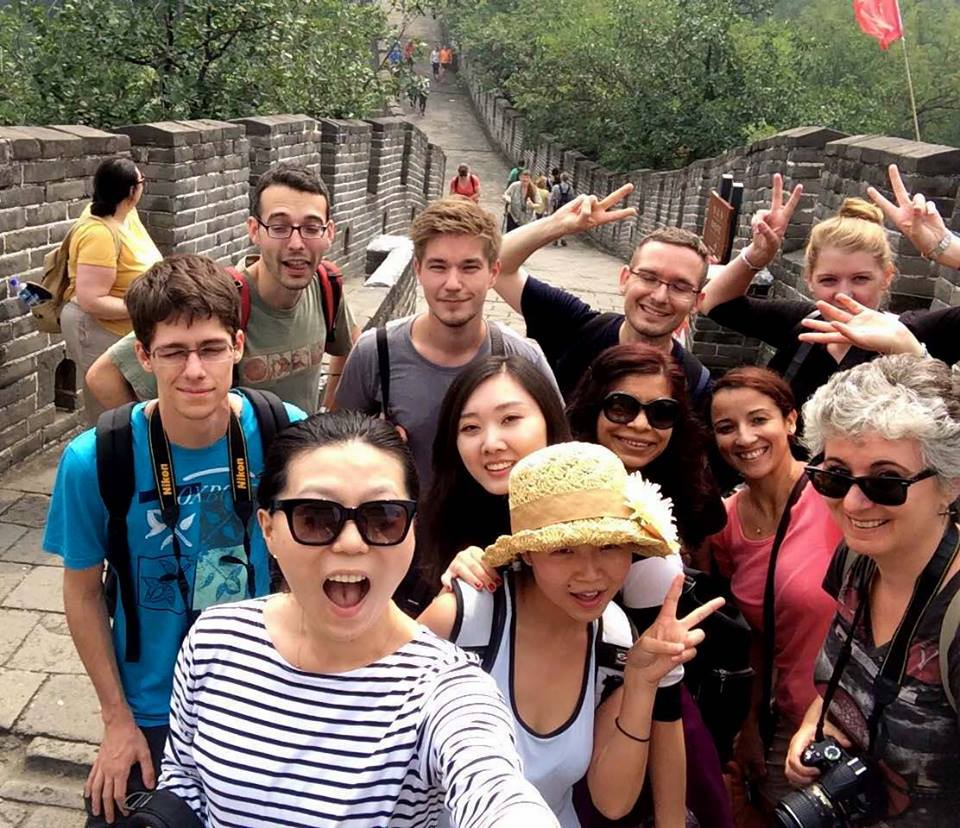 study and work programs in China