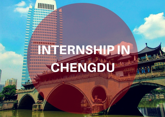 internship in Chengdu