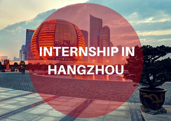 Internship in Hangzhou