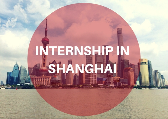 internship in Shanghai