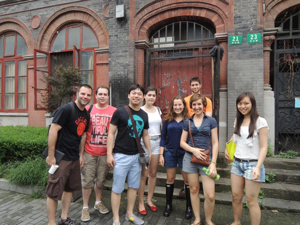explore Beijing on a summer camp