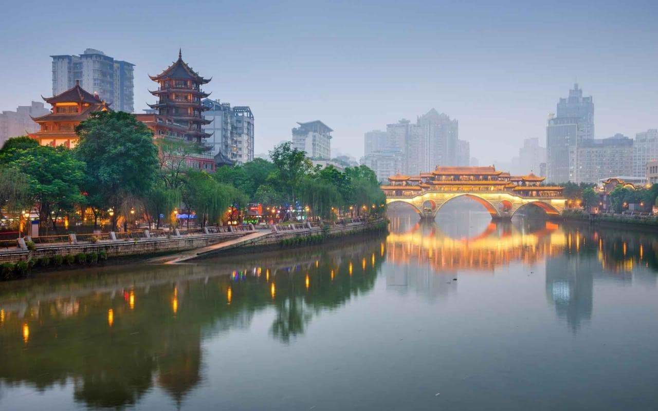 Internship Program in Chengdu