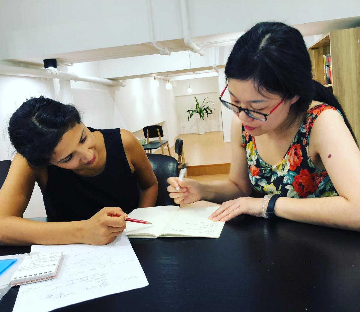 learn chinese in Chongqing