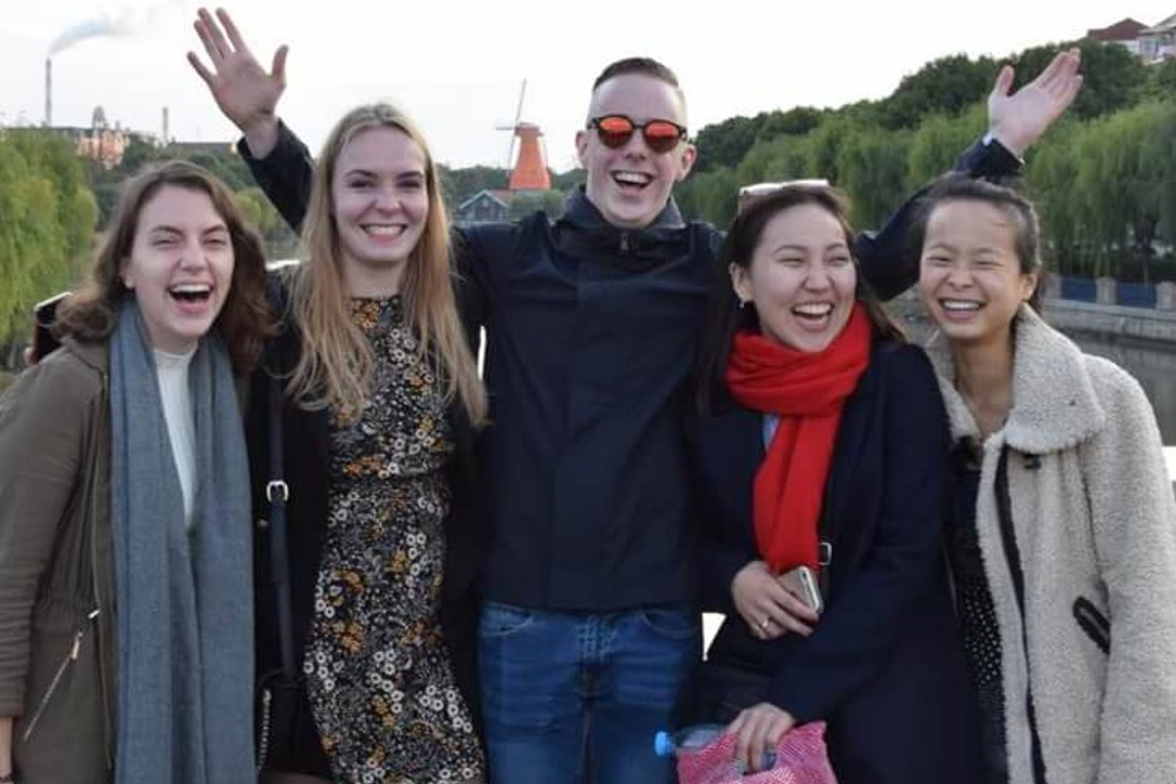 customizable study tours in China