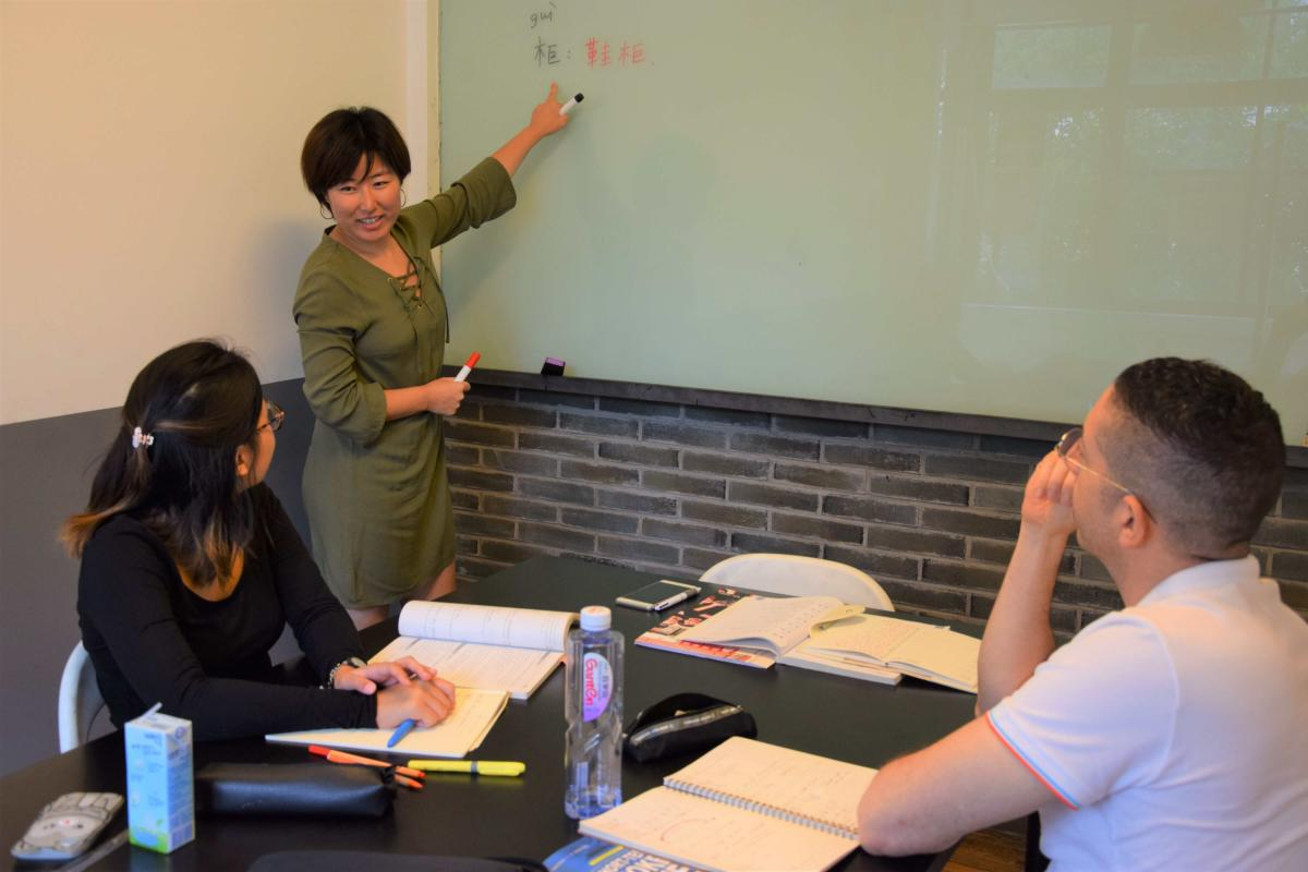 intensive Chinese language course in Shanghai