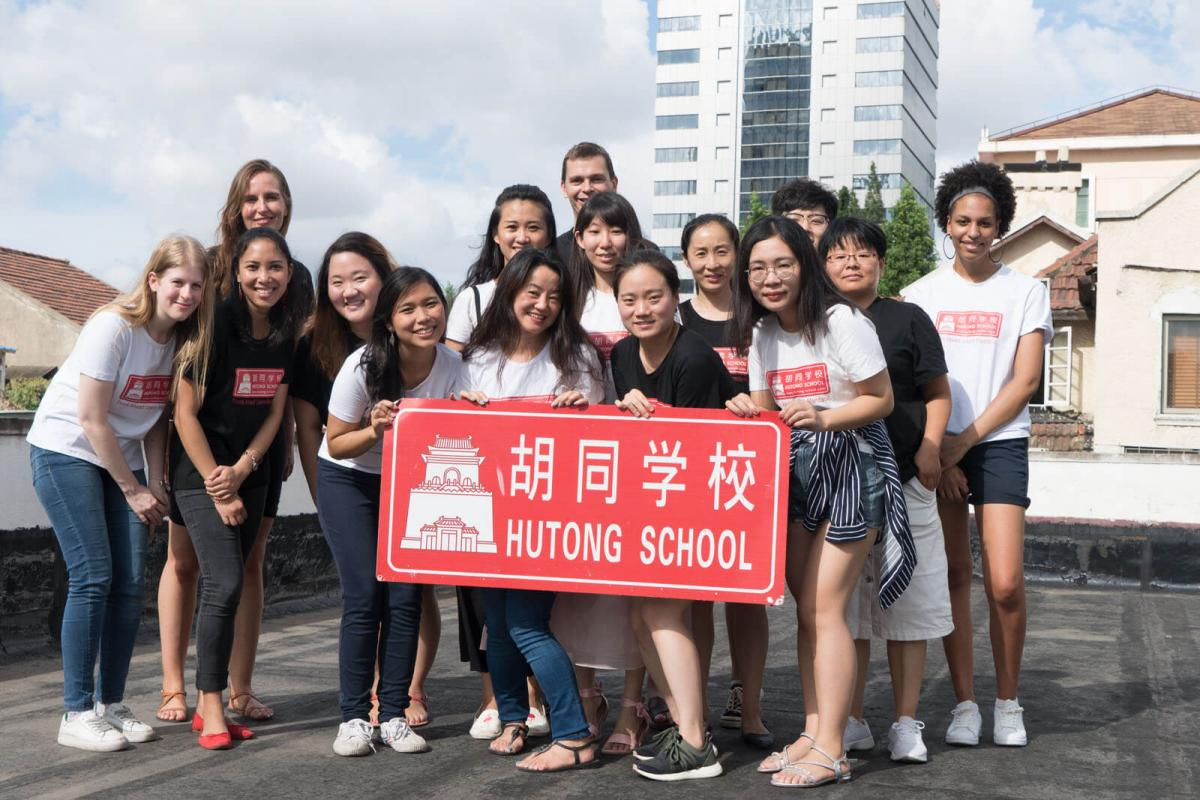 fully supported summer camps in china