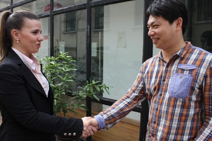 internships in China for university students