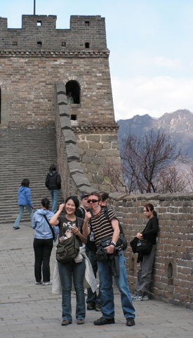 Trip to Great Wall
