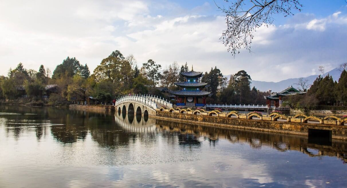 Lær Kinesisk i Kina - DA