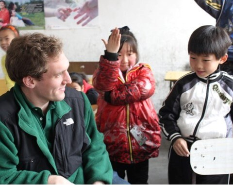 volunteer in china with hutong school
