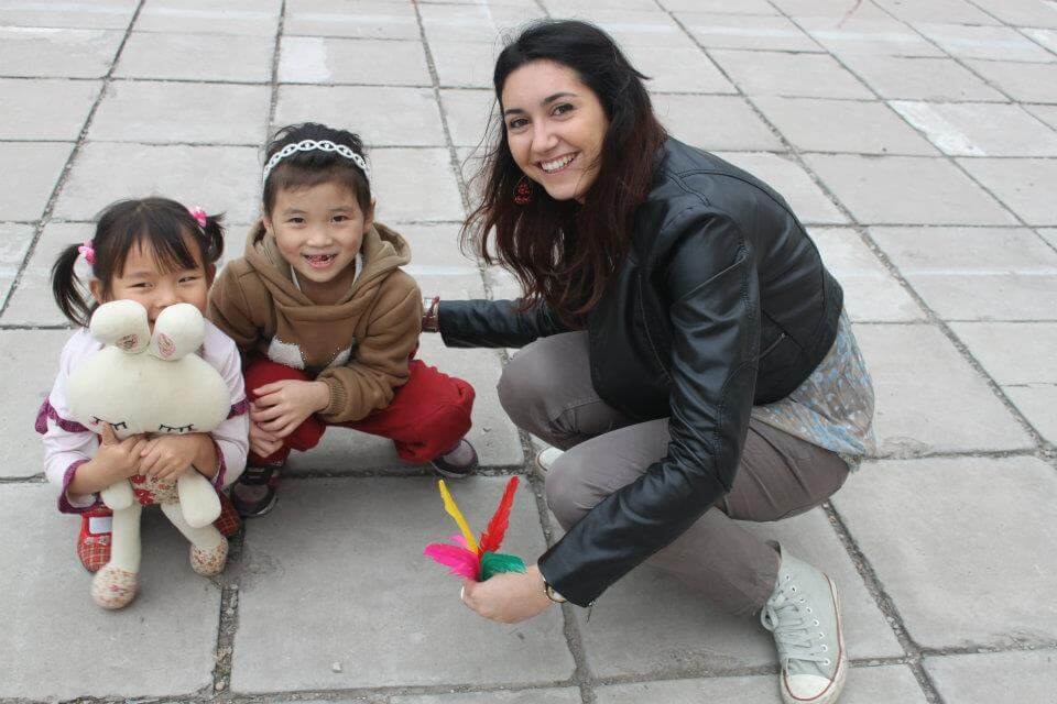 volunteer placements in china